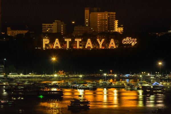 Last minute naar Pattaya